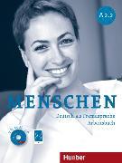 Cover-Bild zu Menschen A2/2. Arbeitsbuch mit Audio-CD von Breitsameter, Anna