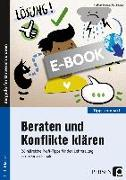 Cover-Bild zu Beraten und Konflikte klären (eBook) von Seeger, Norbert
