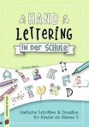 Cover-Bild zu Handlettering in der Schule von Albers, Kirsten