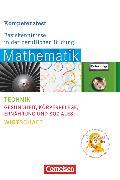 Cover-Bild zu Mathematik - Grundwissen für den Beruf, Mit Tests, Basiskenntnisse in der beruflichen Bildung, Kompetenztest, Basiskenntnisse in der beruflichen Bildung, CD-ROM von Hinze, Robert