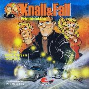 Cover-Bild zu Knall & Fall Privatdetektive, Folge 1: Die Taktik mit der Ticktack (Audio Download) von Riesenburg, Peter