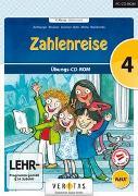 Cover-Bild zu Zahlenreise 4. Übungs-CD-ROM (EL - Einzellizenz) von Aichberger, Gabriele