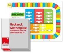Cover-Bild zu Ruckzuck Mathespiele von Florian Moitzi
