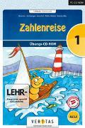 Cover-Bild zu Zahlenreise 1. Übungs-CD-ROM (EL - Einzellizenz) von Aichberger, Gabriele