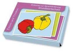 Cover-Bild zu Bildkarten zur Sprachförderung Grundwortschatz: Essen und Trinken von Redaktionsteam Verlag an der Ruhr