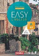 Cover-Bild zu Easy English, A2: Band 2, Kursbuch - Kursleiterfassung, Mit Audio-CD, Phrasebook, Aussprachetrainer und Video-DVD von Cornford, Annie