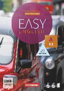 Cover-Bild zu Easy English, A1: Band 1, Kursbuch - Kursleiterfassung, Mit Audio-CDs, Phrasebook, Aussprachetrainer und Video-DVD von Cornford, Annie