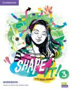 Cover-Bild zu Shape It! Level 3 Workbook von Cornford, Annie
