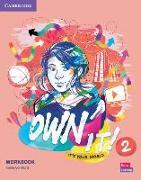 Cover-Bild zu Own it! Level 2 Workbook von Cornford, Annie
