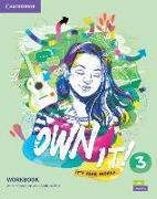 Cover-Bild zu Own it! Level 3 Workbook von Cornford, Annie