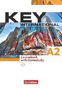 Cover-Bild zu Key, Internationale Ausgabe, A2, Kursbuch mit CDs von Cornford, Annie