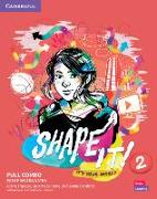 Cover-Bild zu Shape It! Level 2 Full Combo Student's Book and Workbook with Practice Extra von Thacker, Claire