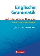 Cover-Bild zu Englische Grammatik, Für die Mittel- und Oberstufe, Grammatik mit interaktiven Übungen auf scook.de von Cornford, Annie