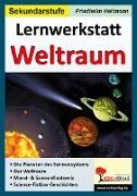 Cover-Bild zu Lernwerkstatt Der Weltraum von Heitmann, Friedhelm