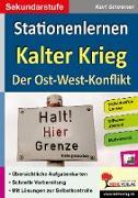 Cover-Bild zu Stationenlernen Kalter Krieg (eBook) von Schreiner, Kurt