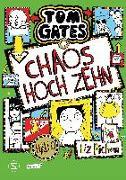 Cover-Bild zu Tom Gates - Chaos hoch zehn von Pichon, Liz