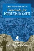 Cover-Bild zu Curricula for Diversity in Education (eBook) von Booth, Tony (Hrsg.)