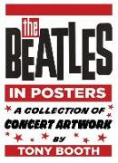 Cover-Bild zu The Beatles in Posters von Booth, Tony