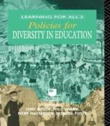 Cover-Bild zu Policies for Diversity in Education (eBook) von Booth, Tony (Hrsg.)