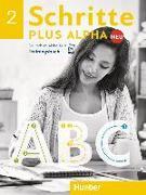 Cover-Bild zu Schritte plus Alpha Neu 2 / Trainingsbuch von Böttinger, Anja