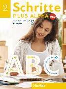 Cover-Bild zu Schritte plus Alpha Neu 2 / Kursbuch von Böttinger, Anja