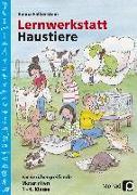 Cover-Bild zu Lernwerkstatt Haustiere von Falkenstein, Hanna