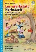 Cover-Bild zu Lernwerkstatt Herbstzeit - Ergänzungsband von Osterloh, Renate