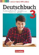 Cover-Bild zu Deutschbuch Gymnasium, Baden-Württemberg - Bildungsplan 2016, Band 3: 7. Schuljahr, Servicepaket mit CD-Extra, Handreichungen, Kopiervorlagen, Klassenarbeiten von Dengler, Michael