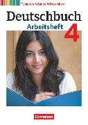 Cover-Bild zu Deutschbuch Gymnasium, Baden-Württemberg - Bildungsplan 2016, Band 4: 8. Schuljahr, Arbeitsheft mit Lösungen von Fingerhut, Armin