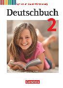 Cover-Bild zu Deutschbuch Gymnasium, Baden-Württemberg - Bildungsplan 2016, Band 2: 6. Schuljahr, Schülerbuch von Beck, Markus