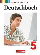 Cover-Bild zu Deutschbuch Gymnasium, Baden-Württemberg - Bildungsplan 2016, Band 5: 9. Schuljahr, Schülerbuch, Passend zum Bildungsplan 2016 von Cattaneo, Ina