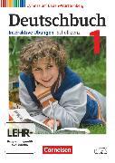 Cover-Bild zu Deutschbuch Gymnasium, Baden-Württemberg - Bildungsplan 2016, Band 1: 5. Schuljahr, Interaktive Übungen als Ergänzung zum Arbeitsheft, Auf CD-ROM von Buß, Anne