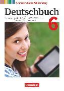 Cover-Bild zu Deutschbuch Gymnasium, Baden-Württemberg - Bildungsplan 2016, Band 6: 10. Schuljahr, Handreichungen für den Unterricht mit CD-ROM von Cattaneo, Ina