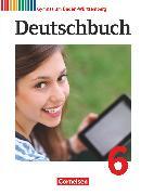 Cover-Bild zu Deutschbuch Gymnasium, Baden-Württemberg - Bildungsplan 2016, Band 6: 10. Schuljahr, Schülerbuch, Passend zum Bildungsplan 2016 von Cattaneo, Ina