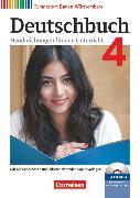 Cover-Bild zu Deutschbuch Gymnasium, Baden-Württemberg - Bildungsplan 2016, Band 4: 8. Schuljahr, Handreichungen für den Unterricht mit CD-ROM von Cattaneo, Ina