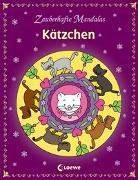 Cover-Bild zu Zauberhafte Mandalas - Kätzchen von Loewe Kreativ (Hrsg.)