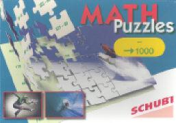 Cover-Bild zu Mathpuzzles. Subtraktion bis 1000