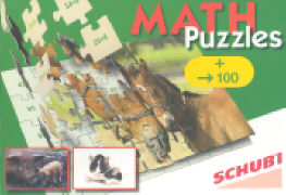 Cover-Bild zu Mathpuzzles. Addition bis 100