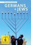 Cover-Bild zu Germans & Jews - Eine neue Perspektive von Fritz Stern (Holocaust-Forscher) (Schausp.)