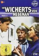 Cover-Bild zu Die Wicherts von nebenan von Pfaue, Justus