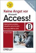 Cover-Bild zu Keine Angst vor Microsoft Access! von Stern, Andreas