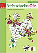 Cover-Bild zu Rechtschreibspiele 1./2. Schuljahr. Kopiervorlage von Küfner, Gisela