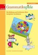 Cover-Bild zu Grammatikspiele 3./4. Schuljahr. Kopiervorlage von Küfner, Gisela