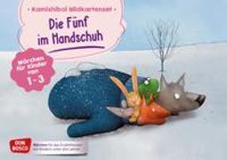 Cover-Bild zu Die Fünf im Handschuh. Kamishibai Bildkartenset von Bohnstedt, Antje (Illustr.)