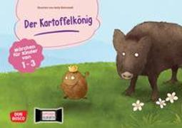 Cover-Bild zu Der Kartoffelkönig. Kamishibai Bildkartenset von Bohnstedt, Antje (Illustr.)
