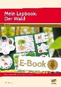 Cover-Bild zu Mein Lapbook: Der Wald (eBook) von Mönning, Petra