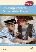 Cover-Bild zu Lesespurgeschichten: Bei den wilden Piraten von Mönning, Petra