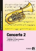 Cover-Bild zu Concerto 2 von Rehm, Dieter