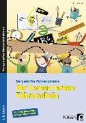 Cover-Bild zu Der Lernen-lernen-Führerschein - 1./2. Klasse von Jebautzke, Kirstin