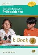 Cover-Bild zu DaZ eigenständig üben: Präpositionen - GS (eBook) von Schulte-Bunert, Ellen